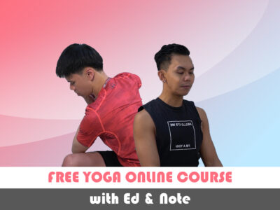 Free Yoga Online Course with Ed & Note
