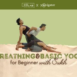 Breathing & Basic Yoga for Beginner