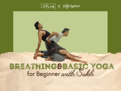 Breathing & Basic Yoga for Beginner