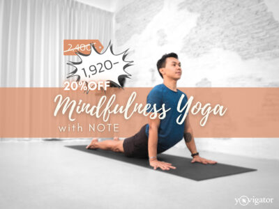 Mindfulness Yoga with Note